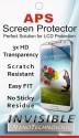 APS Ultra Clear Glossy Screen Protector Clear Screen Guard For Motorola Moto X