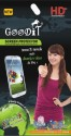 Goodit GTC11070347 Clear Screen Protector For Samsung Galaxy Fit S5670