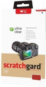 Scratchgard Screen Guard for Sony cs DSC T5