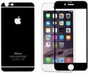 MAXLIVE Front Back Black Tempered-03 Glass For Apple Iphone 5/Iphone 5S Front & Back Protector For Apple Iphone 5/Iphone 5S