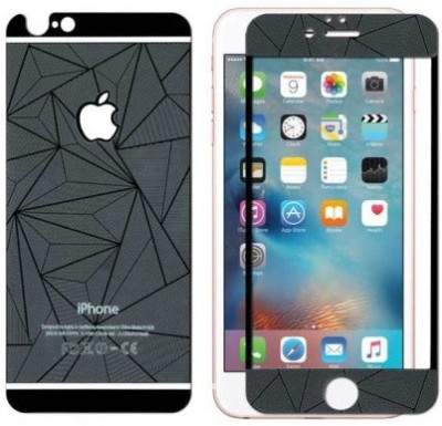 TECHSHARP TS3DTBlAPPi6 Front & Back Protector for Apple i phone 6, Apple i phone 6s