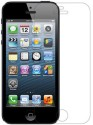 Amzer 94525 Super Clear Screen Protector With Cleaning Cloth For IPhone 5 / 5S