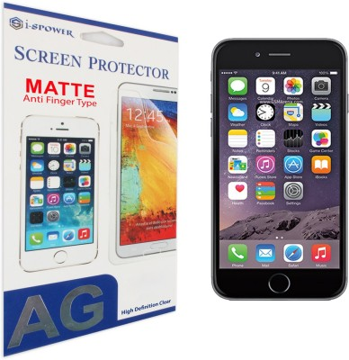 Si-Spower ISPAFPIPH6 Matte Screen Guard for iPhone 6