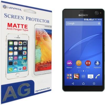 Si-Spower ISPAFPSXPC4 Matte Screen Guard for Sony Xperia C4