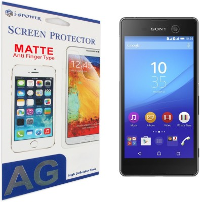 Si-Spower ISPAFP SXPM5 Matte Screen Guard for Sony Xperia M5
