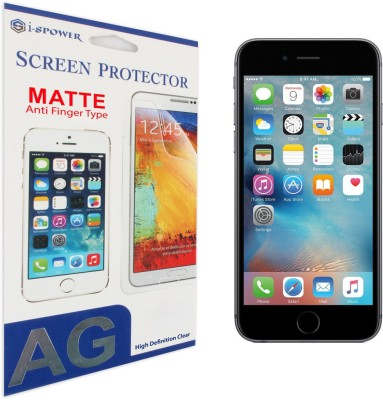 Si-Spower ISPAFPIPH6S Matte Screen Guard for iPhone 6s
