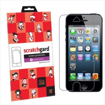 Scratchgard 00-315 Mirror Screen Guard for Apple iPhone 5, 5S