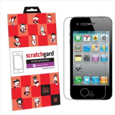 Scratchgard 00-314 Mirror Screen Guard for Apple iPhone 4S