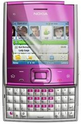 Callmate S PRO NK X5 01 Screen Guard for Nokia X5 01 available at Flipkart for Rs.125