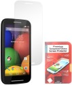 DMG Tempered Glass Screen Protector Guard For Motorola Moto E Screen Guard For Motorola Moto E