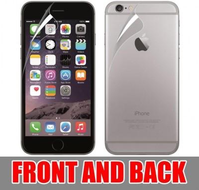 UVON Apple iphone 6 Plus Screen Guard Screen Guard for Apple iphone 6 Plus Front & Back Screen Guard