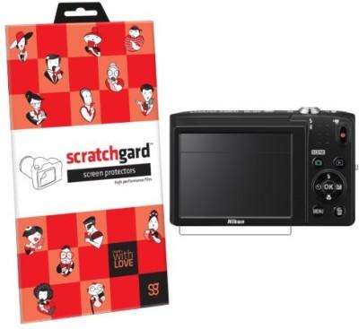 Scratchgard Original Ultra Clear - CP Screen Guard for Nikon CP S2800