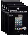 Professional Pack Of 5 Professional Matte Screen Protectors For Motorola Moto E Screen Guard For Motorola Moto E