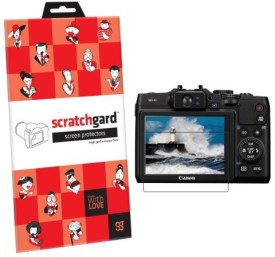 Scratchgard Original Ultra Clear - CPS Screen Guard for Canon PS G16