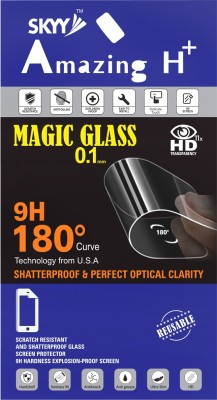 Skyy Anti-clear-MAGIC_GLASS_0020 Screen Guard for Micomax Canvas (Xpress) 2
