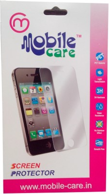 Mobile Care IC156 Screen Guard for Spice Smart Flo Edge Mi 349 available at Flipkart for Rs.99