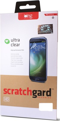 Scratchgard 8903746047280 HD Ultra Clear Scratch Guard Screen Protector for iBall Andi 5H Quadro available at Flipkart for Rs.345
