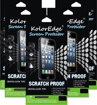 KolorEdge 4236-Clrcelkona35k5pck Screen Guard for Celkon A35k