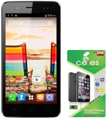 Ceres A209 Two Matte Screen Guard for Micromax Bolt A069