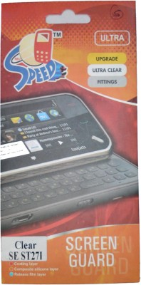 Speed Mobile Screen Guard for Sony Ericsson ST27i