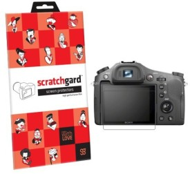 Scratchgard Original Ultra Clear - RXII Screen Guard for Sony CS DSC RX10 II