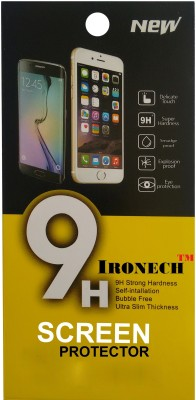 IronTech WhiteSnow SG328 Screen Guard for Sony Xperia J