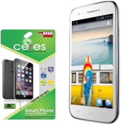 Ceres B197 Clear Screen Guard for Micromax A92