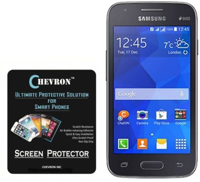 Chevron B299 Aquashieldz Pro Three Clear Screen Guard for Samsung Galaxy S Duos 3