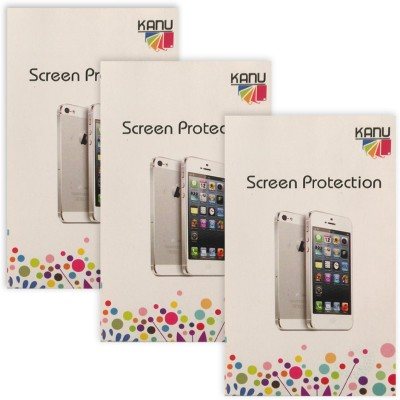 Kanu KANU Pack Of 3 Clear Screen Guard for Micromax Canvas HD A116 Screen Guard for Micromax Canvas HD A116 available at Flipkart for Rs.269
