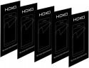 HOKO SL04T48 Pack Of 5 Crystal Clear Screen Guard For Asus Zenfone 5 A501CG