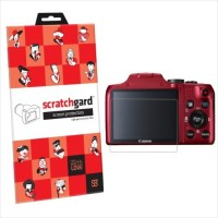 Scratchgard Original Ultra Clear - C170 Screen Guard for Canon PS IXUS 170