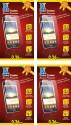 Kosher Traders Kost-1913 4 Matte Finish Screen Guard For Xiaomi Mi 4i
