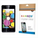 Rainbow Original Crystal Clear - (B20) Screen Guard For IBall Andi 4-B20