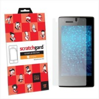 Scratchgard Original Anti Glare - (IAY2) Screen Guard for Intex Aqua Y2 Ultra