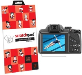 Scratchgard Original Ultra Clear - NP Screen Guard for Nikon CP P530