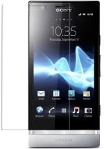 Chevron Mobiles & Accessories Chevron Screen Guard for Sony Xperia P