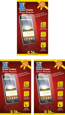 Kosher Traders kost-3590 3 Matte finish Screen Guard for Micromax Canvas Sliver 5 Q450