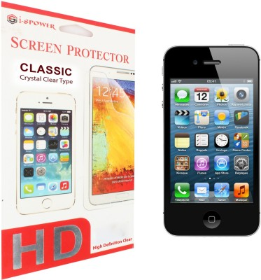 Si-Spower ISPCCIPH4 Screen Guard for iPhone 4