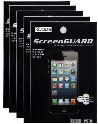 RDcase SGuardGalaxyA8Clear5Pack Privacy Screen Guard for Samsung Galaxy A8
