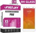 Unistuff 15777 2.5D Curve Edge Kristal Clear PRO+ Tempered Glass For Xiaomi Mi4