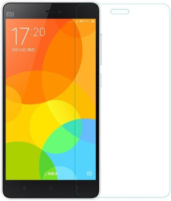 Prateek Exports UFC1TMP04 Tempered Glass for Xiaomi Mi4