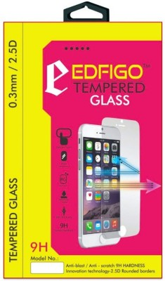 Edfigo Z300 Round Edges Tempered Glass for Samsung Galaxy Z3 Tizen