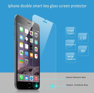 JustX i6 STG Smart Tempered Glass for Apple I phone 6