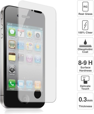 VJOY APPLE0120160019 Tempered Glass for Apple iPhone 3G