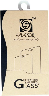 Super Tempered Glass 1264 Tempered Glass for Redmi Note prime