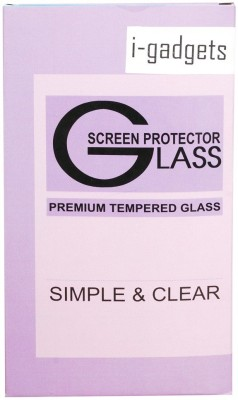 I-Gadgets intaq131 Tempered Glass for Intex R4