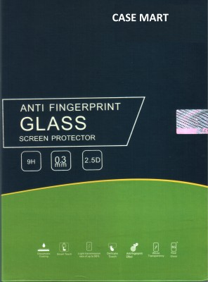 Case mart Anti Fingerprint IP4 Front and back Tempered Glass for Apple iPhone 4, 4S