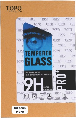 Top Q TQIM370 H+PRO Anti-Explosion Tempered Glass for InFocus M370