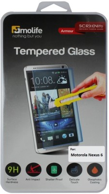 Molife TG59 Tempered Glass for Mt Nexus 6