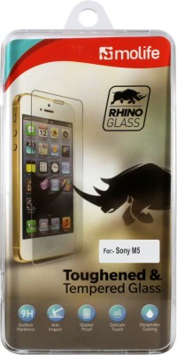 Molife TG48 Tempered Glass for Sony M5